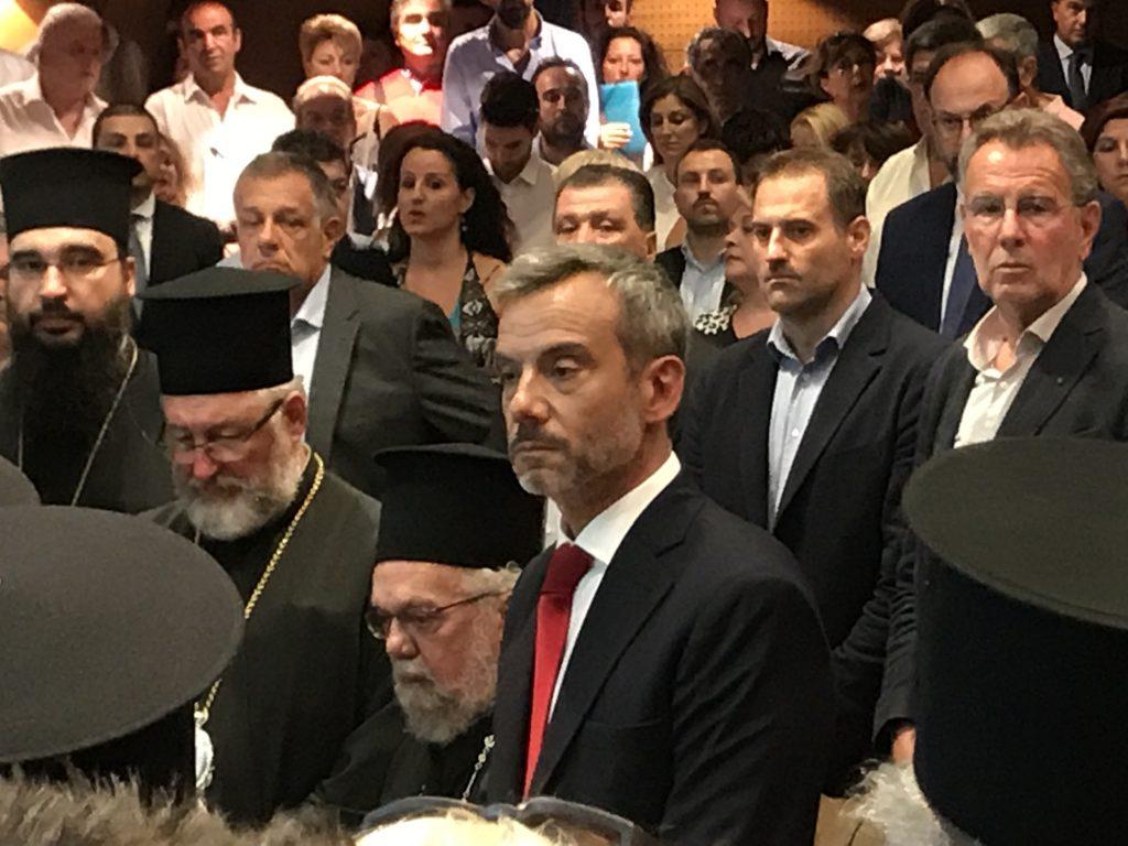 Θεσσαλονίκη   Υπό αμφισβήτηση το ήθος του Κ. Ζέρβα από την αντιπολίτευση