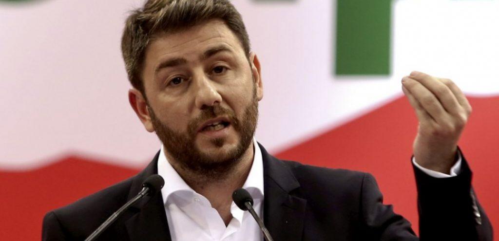 Ν. Ανδρουλάκης: Μπορώ να εγγυηθώ την αναγέννηση της προοδευτικής παράταξης
