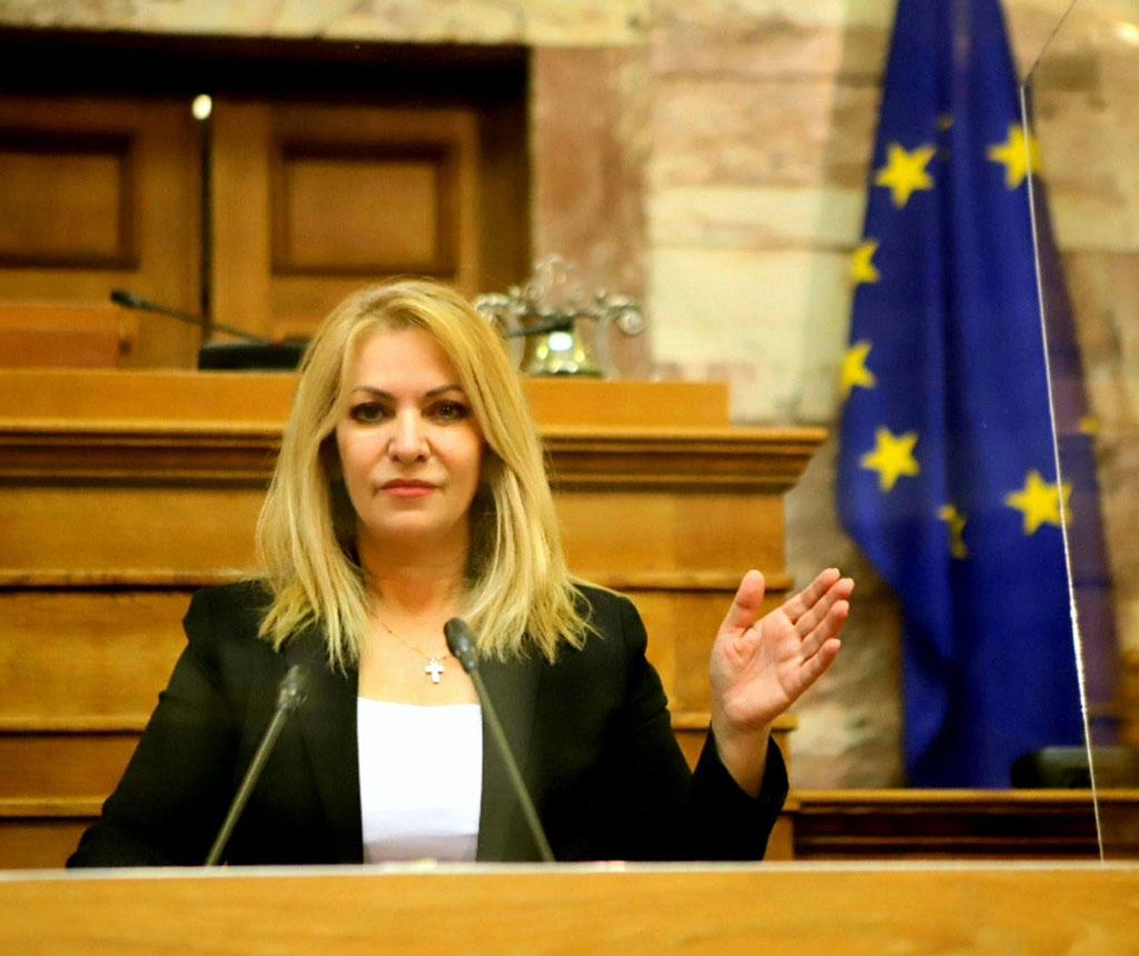 Παράταση των Συμβουλίων των Αγροτικών Συνεταιρισμών ζητά η Άννα Μάνη
