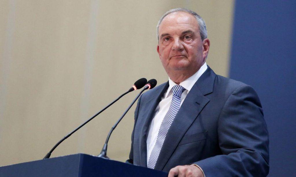 Ομιλία Καραμανλή για τα 40 χρόνια από την είσοδο της Ελλάδας στην Ευρωπαϊκή Ένωση