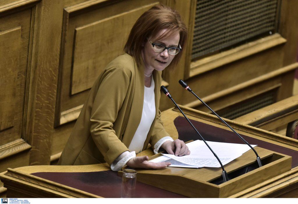 """Σκούφα: """"Για μια ακόμη φορά η υπουργός Παιδείας, είναι απόλυτα συνεπής στη διάλυση της δημόσιας δωρεάν παιδείας, στη στήριξη της ιδιωτικής εκπαίδευσης"""""""