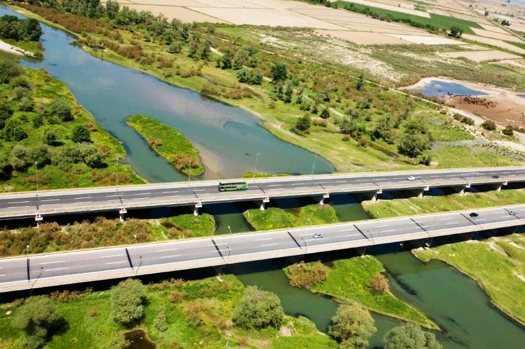 Δίνεται στην κυκλοφορία η γέφυρα του ρέματος Γερακάρη στον Κορινό την Τετάρτη 9/6