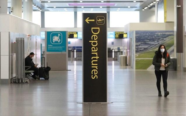 Βρετανία   Εκτός «πράσινης ταξιδιωτικής λίστας» η Ελλάδα, σύμφωνα με το BBC