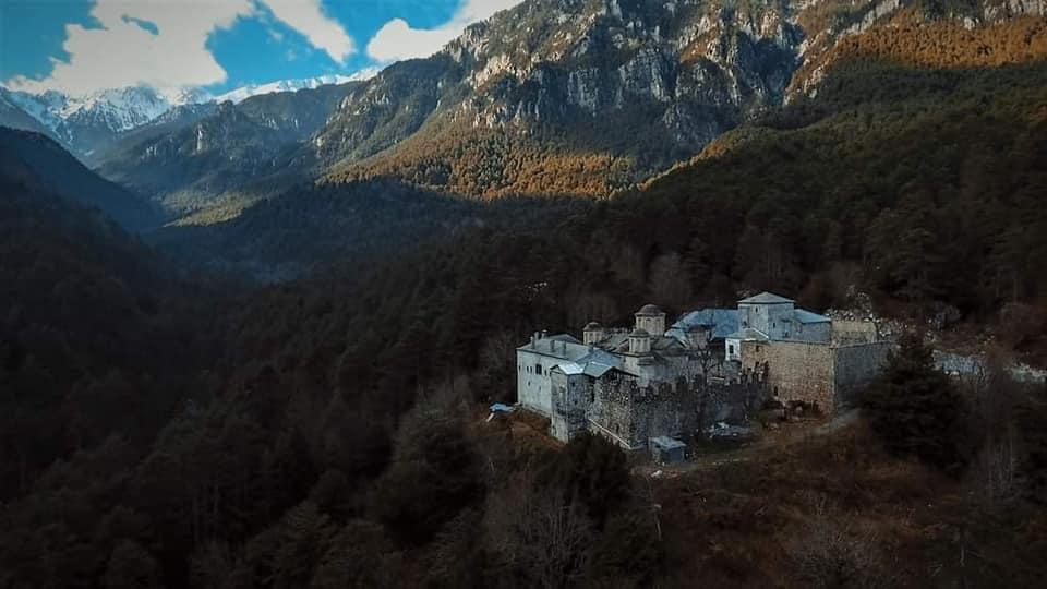 Κλειστά για το κοινό προσκυνήματα, μοναστήρια και ξωκλήσια σε παρολύμπια περιοχή και Πιέρια όρη