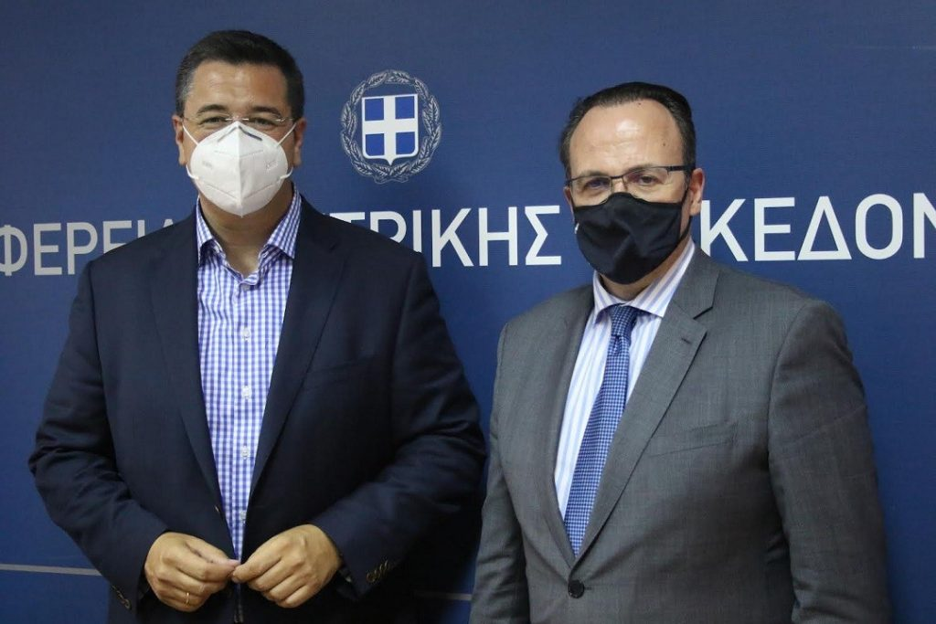349 εκατ. ευρώ σε επιχειρήσεις στην Περιφέρεια Κεντρικής Μακεδονίας