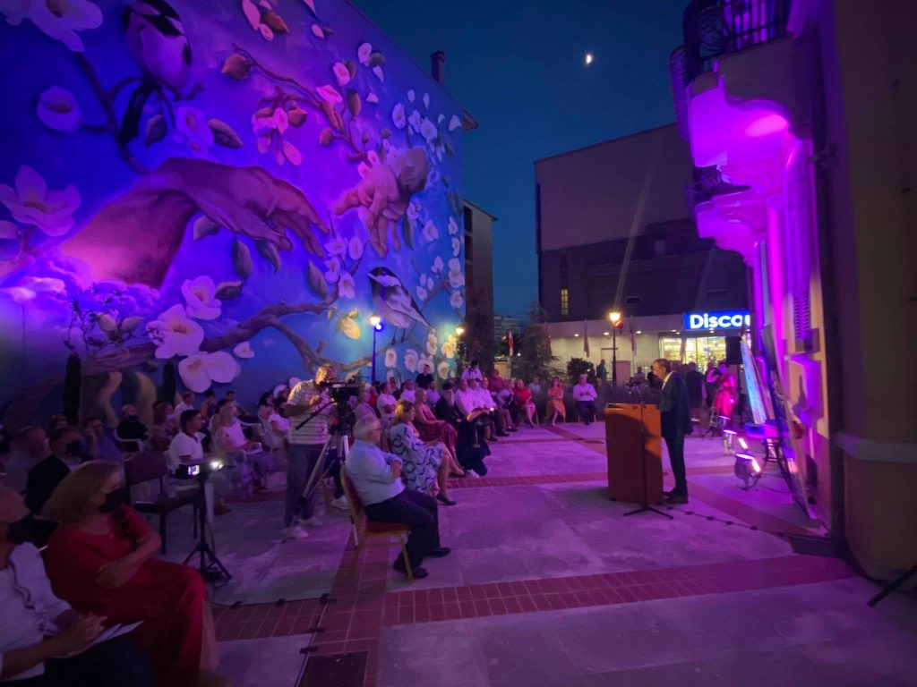 Η επίσημη έναρξη του 50ου Φεστιβάλ Ολύμπου (φωτογραφίες)
