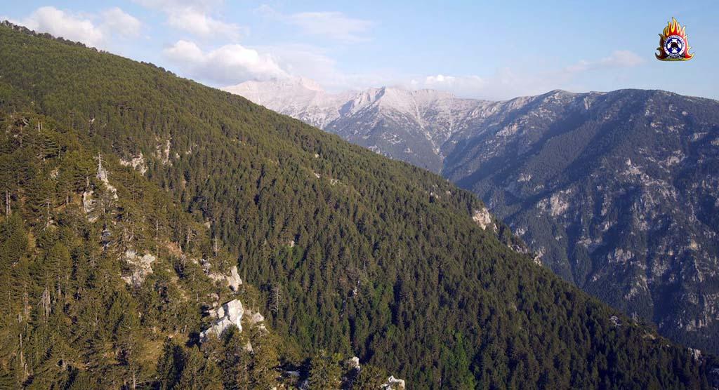 Όλυμπος   Κανένα ίχνος από τον 35χρονο ορειβάτη