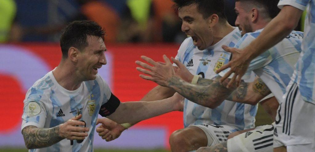 Η Αργεντινή κατέκτησε το Copa America στο Μαρακανά