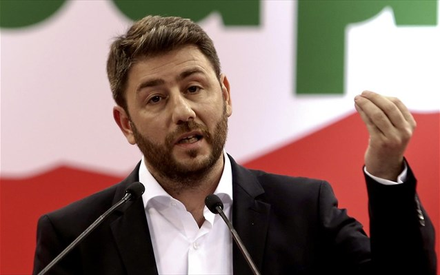 Νίκος Ανδρουλάκης   Ο 3ος υποψήφιος για την ηγεσία του Κινήματος Αλλαγής