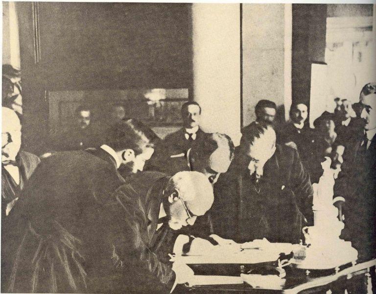 Συνθήκη των Σεβρών   Η Μεγάλη Ελλάδα των δύο ηπείρων και των πέντε θαλασσών
