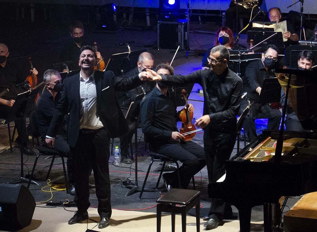 Συναυλία Κρατικής Ορχήστρας Θεσσαλονίκης με άρωμα Πιερίας