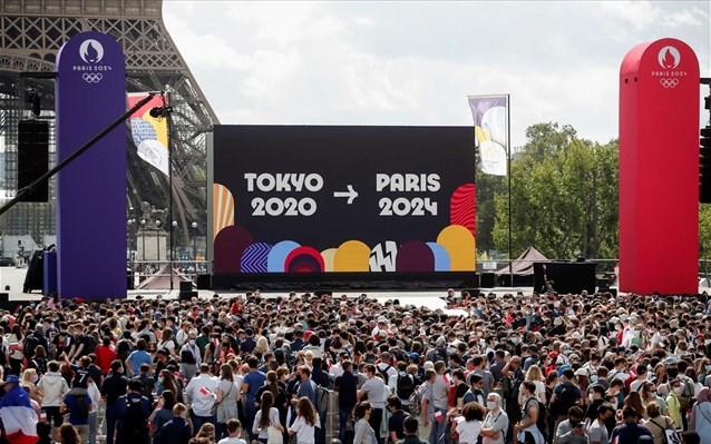 """Ολυμπιακοί Αγώνες   """"Αντίο"""" Τόκιο... Καλημέρα Παρίσι"""