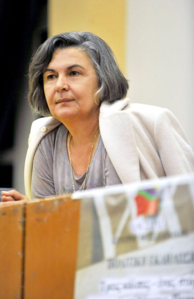 """Όλυμπος   Η Χαραλαμπίδου ζητά από το Περιφερειακό Συμβούλιο να πάρει """"σαφή θέση"""" για το εισιτήριο"""