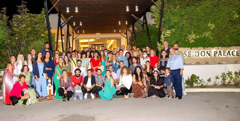 Βραδιά εθελοντών από το Φεστιβάλ Ολύμπου