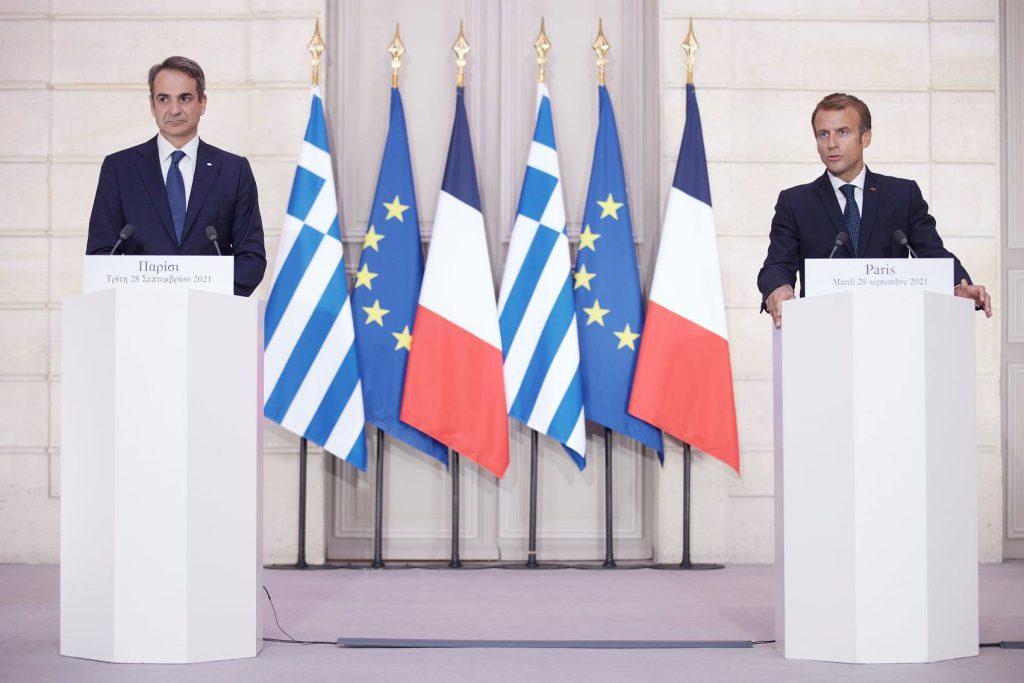 Το πλήρες κείμενο της συμφωνίας Ελλάδας - Γαλλίας