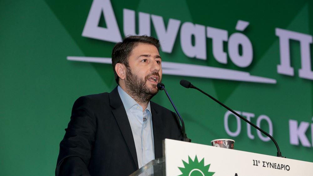 Ν. Ανδρουλάκης για 3η Σεπτέμβρη: Η σημερινή επέτειος σηματοδοτεί μία τομή στη σύγχρονη ιστορία της χώρας