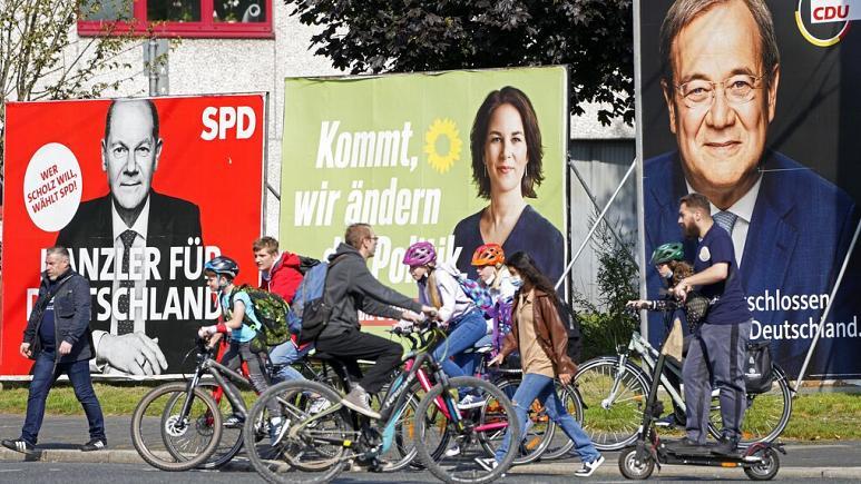 Εκλογές Γερμανία | Οι βασικοί διεκδικητές