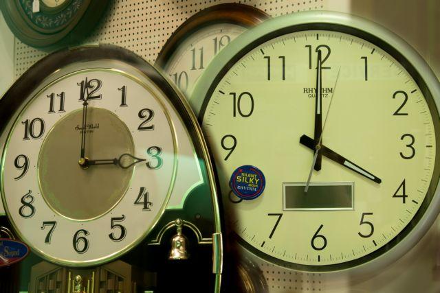 Αλλαγή ώρας   Θα γυρίσουμε πίσω τα ρολόγια φέτος;