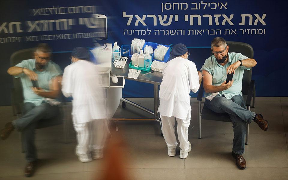 Ισραήλ | Η έξαρση του κορωνοϊού δείχνει στον πλανήτη τι ακολουθεί