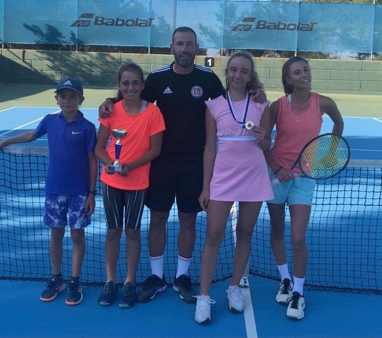 Όμιλος Αντισφαίρισης Λιτοχώρου | Επιτυχίες στην Καστοριά