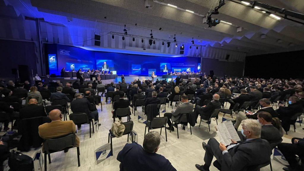 Θεσσαλονίκη | Ξεκίνησε το ετήσιο τακτικό συνέδριο της ΚΕΔΕ
