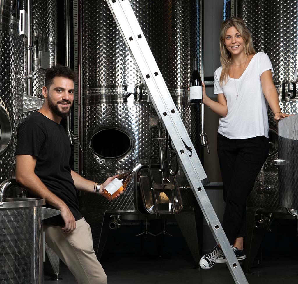 Nativas Winery   Με πηγή έμπνευσης τον Όλυμπο